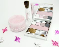 Clinique The Nutcracker Suite: Act I Colour Compact and Snowflake Dreams Blended Face Powder review