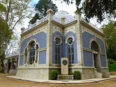 Vidago thermal facilities #Portugal