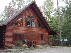 Cabin vacation rental in South Bloomingville, OH, USA from VRBO.com! #vacation #rental #travel #vrbo