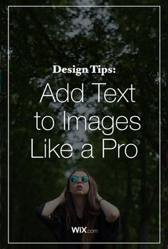 3 Easy tips for adding text to your images without using Photoshop