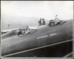 Images of Charles and Anne Lindburgh  | Item Detail - Charles Lindbergh & Anne Morrow Lindbergh Original Wire ...