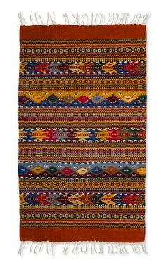 Shop unique, award-winning Artisan treasures by NOVICA, the Impact Marketplace. Weaving Loom Diy, Inkle Loom, Weaving Art, Tapestry Weaving, Navajo Weaving, Navajo Rugs, Sisal, Guatemalan Textiles, Painting Art