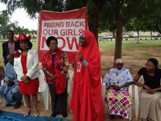 US Congress women join Bring Back Our Girls groupsit out in AbujaNigeria yesterday - https://www.nollywoodfreaks.com/us-congress-women-join-bring-back-our-girls-group-sit-out-in-abuja-nigeria-yesterday/