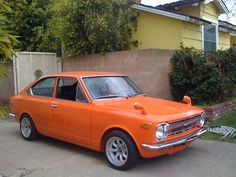 1970 Toyota Corolla Sprinter