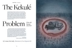 "April 27, 2017, 12:00 pm Read Cormac McCarthy's First Work of Non-Fiction, ""The Kekulé Problem,"" a Provocative Essay on the Origins of Language http://feedproxy.google.com/~r/OpenCulture/~3/Q5mjf0GvV1A/read-cormac-mccarthys-first-work-of-non-fiction-the-kekule-problem.html  So cool.  For more ""cool"" content like this, visit our (comic) pop culture blog @ http://www.newhuecomicsmangaandanime.com/"
