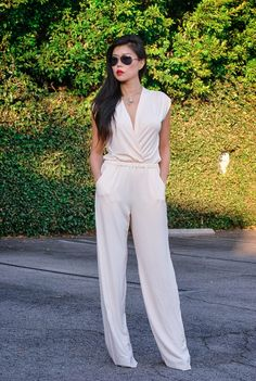 Determine Your Priorities and Find Cute Jumpsuits for Women : White Cute Jumpsuits For Women Ideas