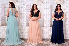 Trajes Femininos - Plus Size - Vestidos Plus Size, Plus Size Maxi Dresses, Formal Dresses, Looks Plus Size, Medieval Dress, Western Dresses, Bridesmaid Dresses, Wedding Dresses, Mother Of The Bride