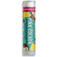 Balzám na rty Piña Colada Pina Colada, Shea Butter, Lip Balm, Den, Juice, Lips, Bottle, Pineapple Coconut, Flask