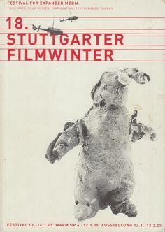 Neural [Archive] 18. Stuttgarter Filmwinter 13.-16.1.05 edited by Nici Halschke, Valérie Hasenmayer Wand 5 e V. http://archive.neural.it/init/default/show/2354