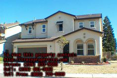 FORECLOSURE!! BANK OWNED!! GREAT 2 STORY HOME LOCATED IN A COMFORTABLE NEIGHBORHOOD IN MODESTO! THIS IS A 3 BEDROOM 2 1/2 BATHROOMS AND 2219 SQFT OF LIVING SPACE FOR YOU TO ENJOY! THIS HOME PROVIDES A SPACIOUS YARD, OPEN KITCHEN, LARGE MASTER BEDROOM, AND MUCH MORE! $189,900
