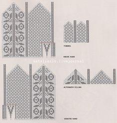 View album on Yandex. Knitted Mittens Pattern, Knit Mittens, Knitted Gloves, Fair Isle Chart, Fair Isle Pattern, Knitting Charts, Knitting Patterns, Crochet Patterns, Scandinavian Pattern