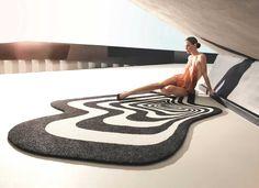 Vondom Outdoor Teppich Twist And Shout kaufen im borono Online Shop