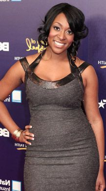 PRESSCLIP: gospelconnoisseur.com singerJessica Reedy styled by love collins