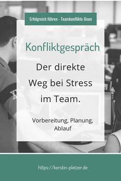 Konfliktgespräch: der direkte Weg bei Stress im Team - psychology facts Color Psychology, Psychology Facts, Job Motivation, Stress, Team Coaching, Love Facts, Emotional Abuse, You Funny, Good To Know