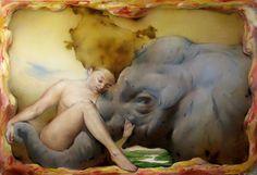 """""""Elefante Barroco""""."""