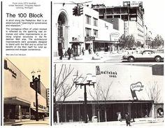 https://flic.kr/p/z1K8o6 | Kositchek's and 100 block of N. Washington Ave.-from circa 1972 booklet-Lansing, MI | EPSON MFP image