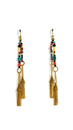 Tassle Earring by Tempt