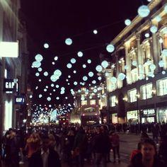 Oxford Street December