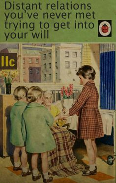18 Of The Best Photoshopped Ladybird Children's Book Classics Up Book, Love Book, Wicked Book, Ladybird Books, Book Names, Cool Books, Twisted Humor, Bedtime Stories, Pulp Fiction