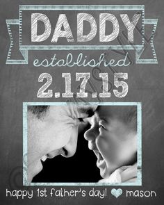 father s day gift first time dad gift printable father s day