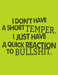 New Post has been published on http://quotespaper.com/motivational-quotes/5550I just have a quick reaction to bullshit
