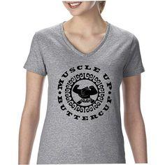 75683513 Disney's Moana Mini Maui Muscle Up Buttercup Women's Moana Shirt, Winter  Outfits For Work,