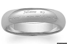 """Julianne — my Beloved is mine and I am hers."" ― Gabriel's Rapture (Sylvain Reynard)"