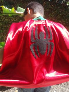 Shop for superhero on Etsy, the place to express your creativity through the buying and selling of handmade and vintage goods. Superhero Capes, Leather Jacket, Trending Outfits, Inspired, Diy, Inspiration, Vintage, Fashion, Studded Leather Jacket