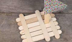 Popsicle sticks are one of the most basic crafting supplies, whether you are a serious crafter or not. Use this incredibly cheap and easy material to build a Popsicle Stick Boat.