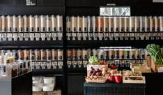 Zero-waste grocery stores are finally making their way to the U.S. and Canada