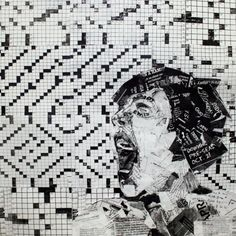 crossword art