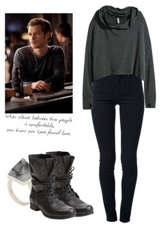 Klaus mikaelson - the originals edgy outfits, grunge outfits, fall outfits, cute outfits Grunge Outfits, Edgy Outfits, Cute Casual Outfits, Fall Outfits, Fashion Outfits, Teen Wolf Outfits, Halloween Outfits, Fashion Boots, Vampire Diaries Outfits