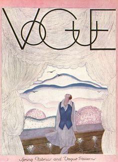 Vintage Vogue Covers #VintageVogueCoversKisyovaLazarinova