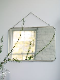 NEW French Hanging Mirror | Cox & Cox