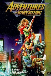 Adventures In Babysitting on DVD from Disney / Buena Vista. Directed by Chris Columbus. Staring Anthony Rapp, Keith Coogan, Maia Brewton and Elisabeth Shue. More Comedy, Coming-Of-Age and Movies DVDs available @ DVD Empire. Elisabeth Shue, Love Movie, Movie Tv, Iconic Movie Posters, 80s Posters, Movie List, Darling Movie, Perfect Movie, Funny Movies
