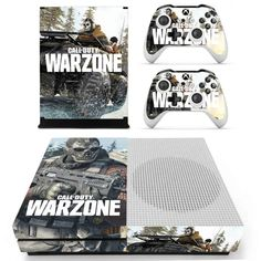War Zone Xbox one S Skin | Xbox one S decal – Console skins world Console Styling, Xbox One S, Decal, War, Decals, Sticker, Console Table Styling