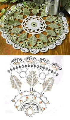 World crochet: Napkin 87 Free Crochet Doily Patterns, Crochet Doily Diagram, Crochet Circles, Crochet Motif, Irish Crochet, Crochet Dollies, Crochet Potholders, Crochet Tablecloth, Crochet Flowers
