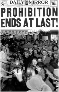 Happy 80th Anniversary of #Prohibition Repeal Day... Cheers, y'all!  http://instagram.com/p/hjDoo4wV3B/