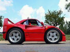Baby Ferrari F40, http://www.daidegasforum.com/forum/foto-video-4-ruote/503294-mini-car-macchinine-6.html