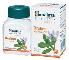 2 X Himalaya Herbals Brahmi 120 tab - Free Worldwide Shipping i #HimalayaHerbal