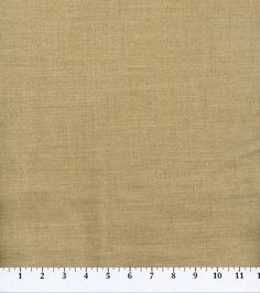 Sew Classic Linen Solid Fabric - Natural