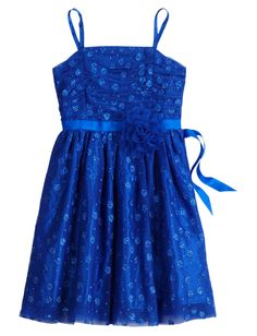 Sparkle Party Dress With Jewels | Girls Dresses Clothes | Shop ...