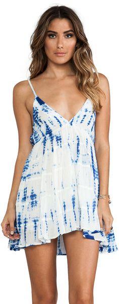 Raga V Neck Tank Dress on shopstyle.com.au