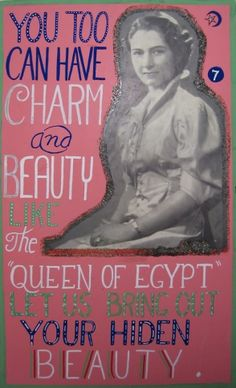 VINTAGE POSTERS OF AFRICAN AMERICAN HAIR PRODUCTS