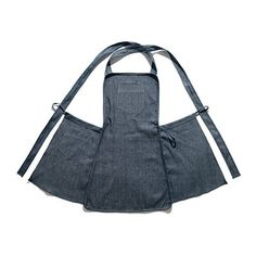 Denim Cross-Back Apron by Kaufmann Mercantile - Dwell