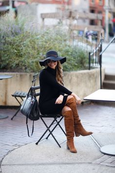 OVER-THE-KNEE BOOTS - Styled Snapshots