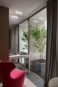 renovierte wohnung kenzo olga akulova, concrete finish studio apartments: ideas & inspiration   furniture, Design ideen
