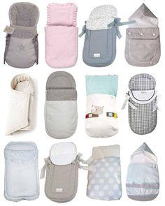 Tutorial que muestra el paso a paso para confeccionar un saco para capazo de cochecito de paseo de bebé.
