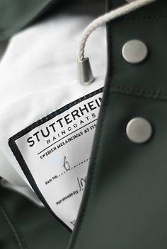STUTTERHEIM RAINCOATS by SNØHETTA from theboid.com