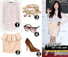 Soshified Styling Get This Look: Tiffany @ Yamato x Woori Event (08/27/13)
